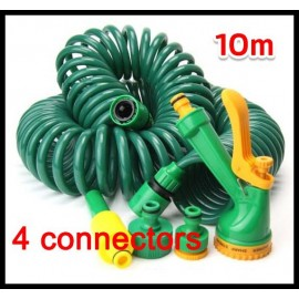 10 meters Car wash and Garden hose