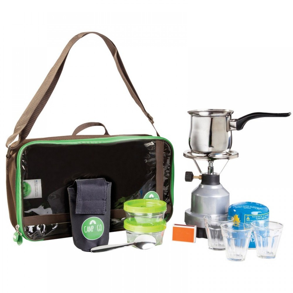 Bag for camping