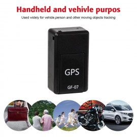 GPS tracker and listening device