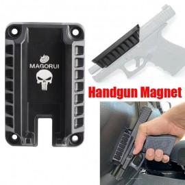 Magnetic gun