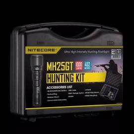Mh25gt hunting kit  nitecore