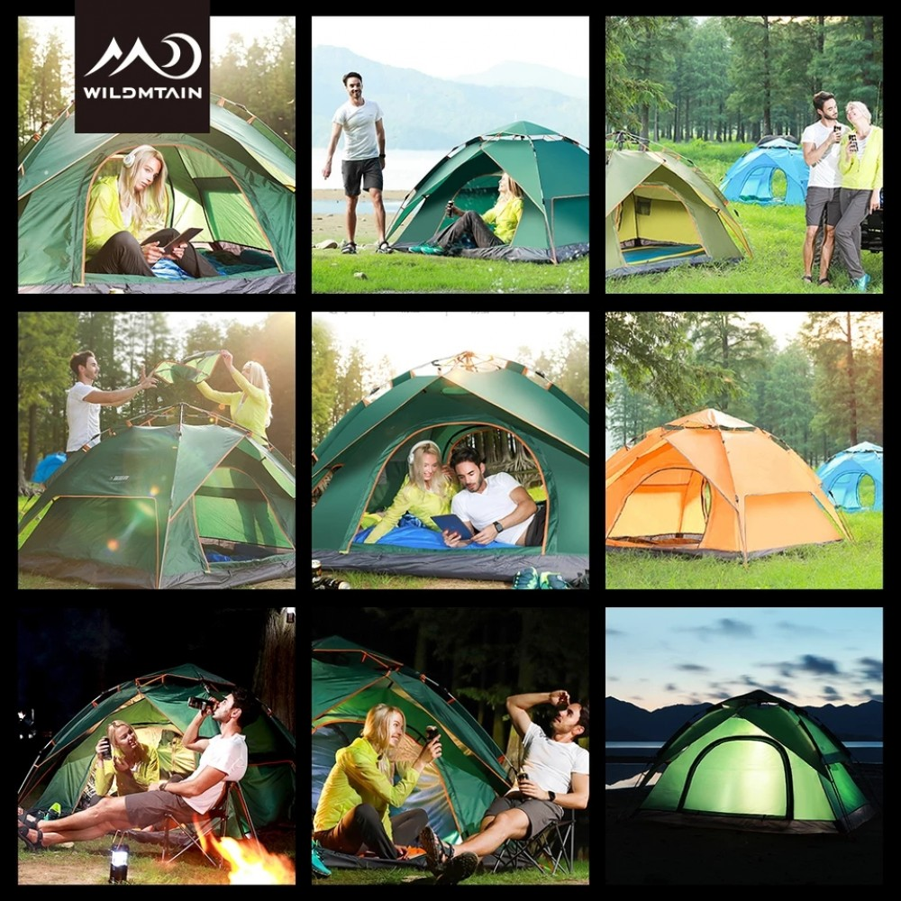 Tent for 4