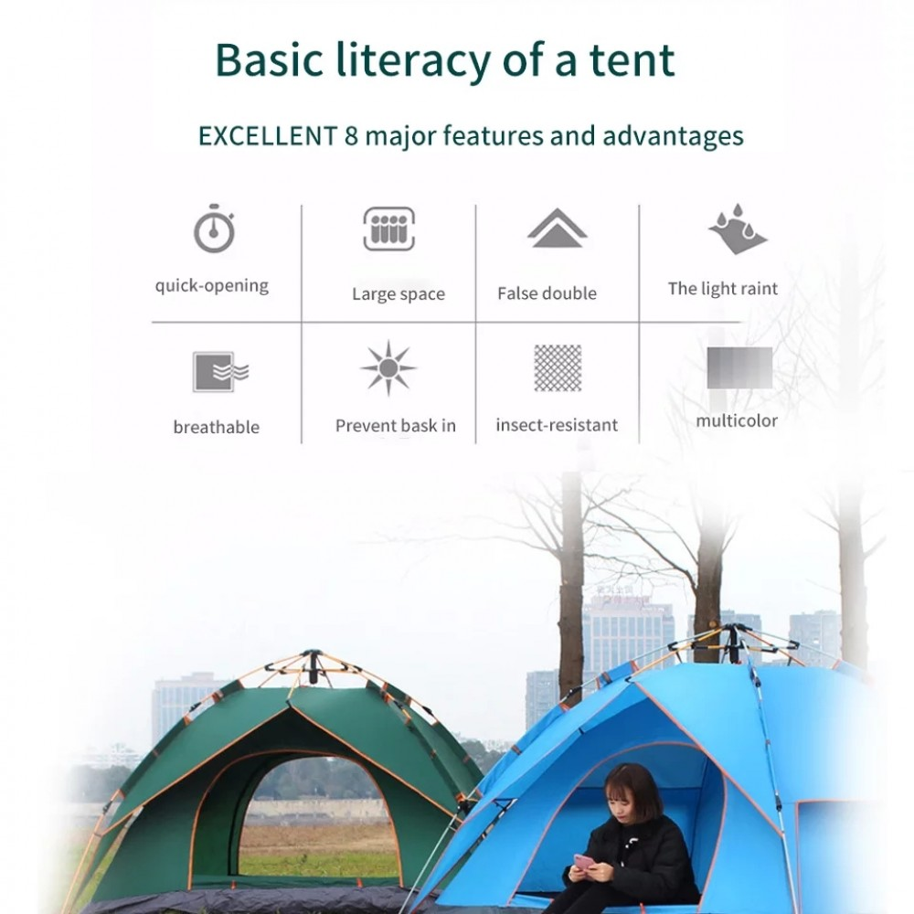 Tent 4 persons