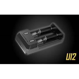 U12 Nitecore  شاحن