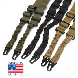 bungee strap rifle