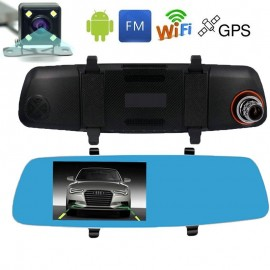 Car Camera With Screen